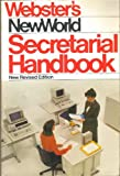 Webster's New World Secretarial Handbook, Merriam-Webster, 0671492594