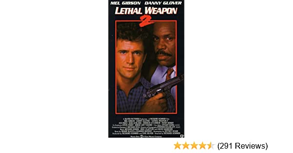 Amazon.com: Lethal Weapon 2 [VHS]: Mel Gibson, Danny Glover, Joe Pesci, Patsy Kensit, Joss Ackland, Derrick OConnor, Darlene Love, Traci Wolfe, ...