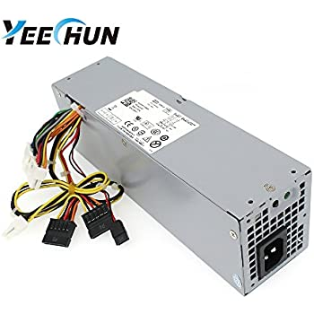 For Optiplex RV1C4 0RV1C4 PN-D240A002L Dell Power Supply 240W 24Pin ATX 2-SATA