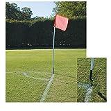 SSG/BSN 1238624 Segmented Soccer Corner Flag Set