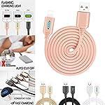 Lanceasy-Veloce-di-carico-del-Caricatore-USB-Cavo-di-Ricarica-Smart-Auto-Disconnect-Taglio-Automatico-off-di-Ricarica-Rapida-in-Nylon-Cavo-Compatibile-per-iPhoneCellulari-Android-Phones