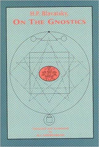 H. P. Blavatsky on the Gnostics