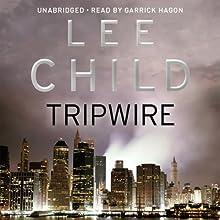 Tripwire: Jack Reacher 3 Audiobook by Lee Child Narrated by Garrick Hagon