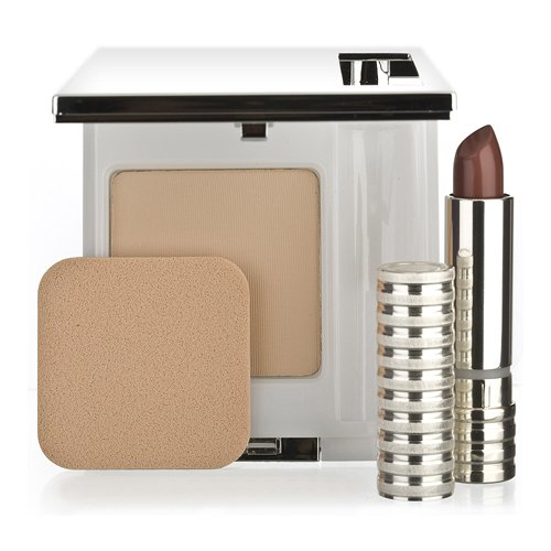Clinique Superpowder Double Face - Clinique Super Powder Double Face Powder Travel Club Kit for Women, 2 Count
