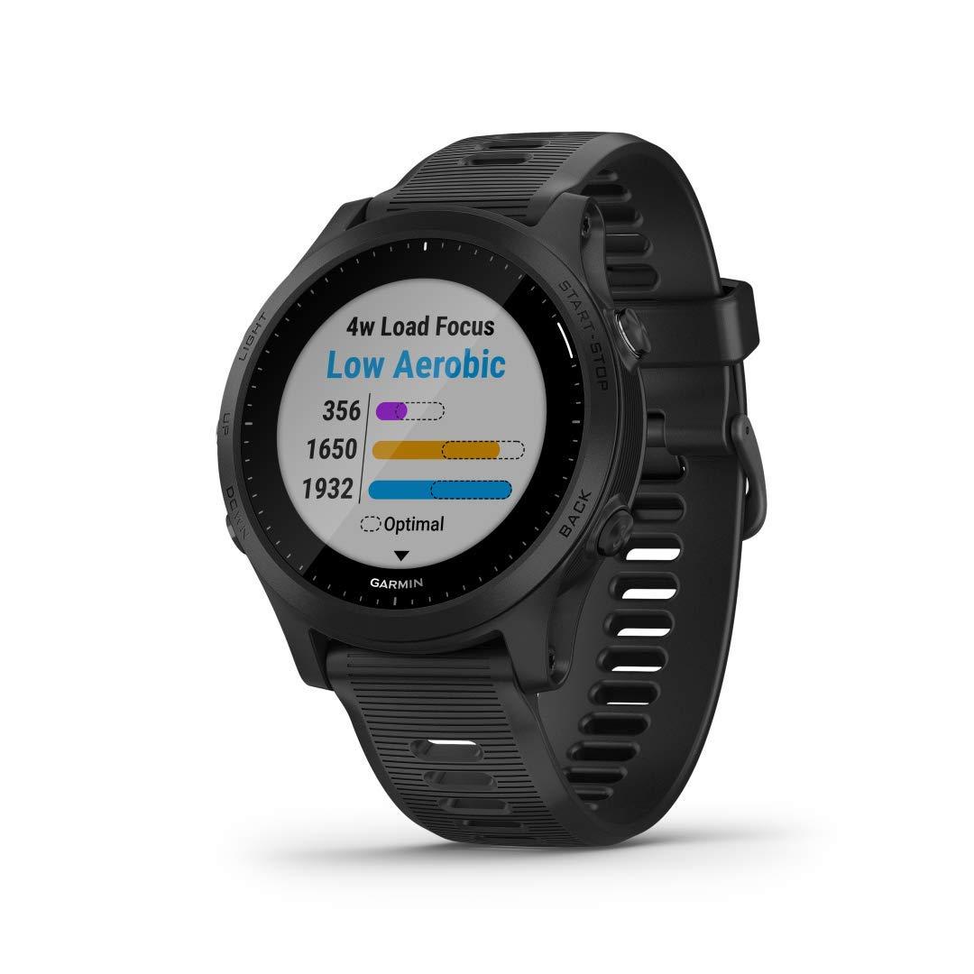 Garmin multifunktionsklocka Forerunner 945 GPS svart