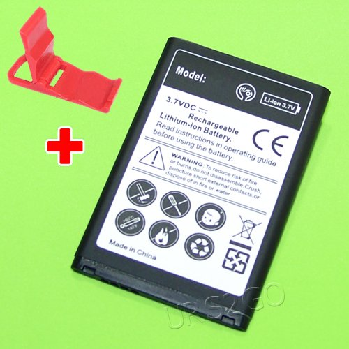 New 2550mAh Li_ion Battery for Straight Talk/Tracfone/Net10 LG Sunrise L15G Smartphone with special accessory (see picture) -  SodaPop