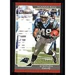 58dc0dea0 Autograph Warehouse.  8.00. 2005 Bowman   39 Stephen Davis Carolina Panthers  (Football Card) Dean s Cards.