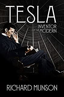 Book Cover: Tesla: Inventor of the Modern