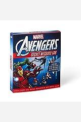 Marvel The Avengers: Secret Message Lab: Make and Break Top-Secret Spy Notes Paperback