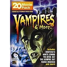 Vampires & More! 20 Movie Pack (1933)