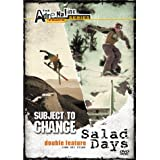 Adrenaline Series: Salad Days