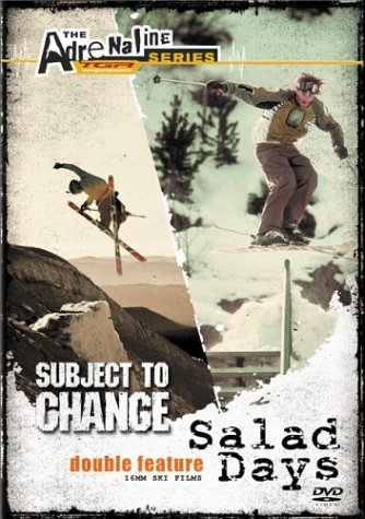 Subject to Change/Salad Days -