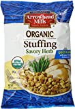 Arrowhead Mills Organic Stuffing, Savory Herb, 10 Ounce (Pack of 12)