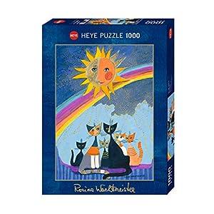 Gold Rain Puzzle 1000 Teilespagnolo Gioco 1 Gennaio 2020