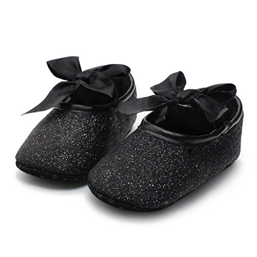 Ecosin Bowknot Prewalker Sneakers 6 12months