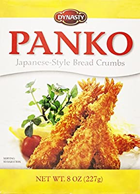 Dynasty Panko Bread Crumbs, 8 Ounce from Dynasty