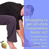 Zipper Compression Socks with Zip Guard Skin