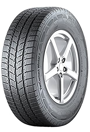 CONTINENTAL VanContact Winter   - 215/65/16 106T - E/B/73dB - Winter tire (Light Truck)