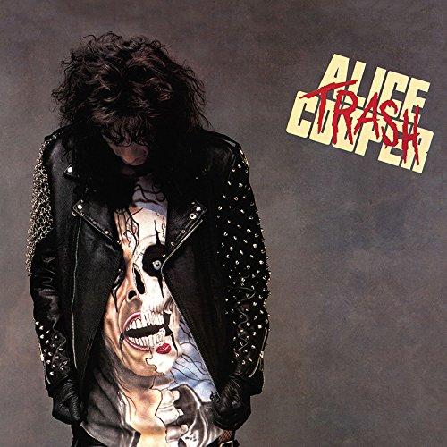 Alice Cooper - Trash (180 Gram Audiophile Translucent Red Vinyl/Limited Anniversary Edition/Gatefold Cover)
