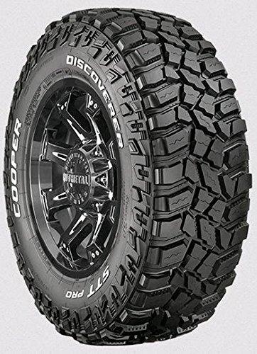 Cooper Tires Discoverer STT Pro All-Terrain Radial Tire - LT295/70R18 129P