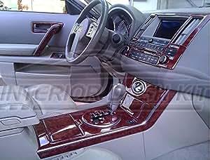Infiniti fx 35 45 fx35 fx45 interior burl wood - Infiniti fx35 interior accessories ...