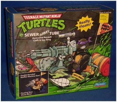 Amazon.com: Teenage Mutant Ninja Turtles Sewer Army Tube ...