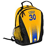 FOCO Golden State Warriors Curry S. #30 2016 Stripe Primetime Backpack