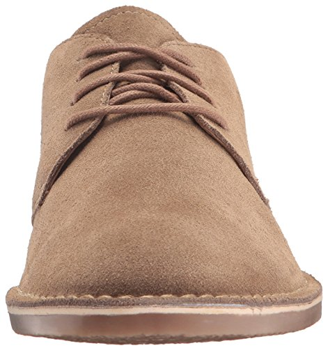 Nunn Bush Mens Gordy Oxford Sand Suede