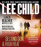 Three Jack Reacher Novellas (with bonus Jack Reacher's Rules): Deep Down, Second Son, High Heat, and Jack Reacher's Rules