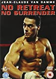 No Retreat, No Surrender DVD