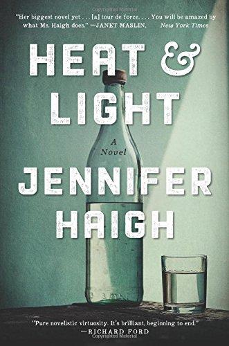 Heat Light Novel Jennifer Haigh