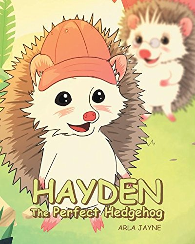 Hayden the Perfect Hedgehog