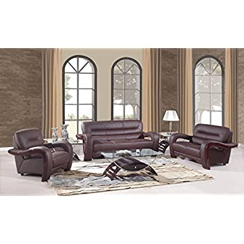 Amazon.com: Gu Industries 992-brown-3pc conjuntos de ...