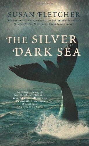 book cover of The Silver Dark Sea