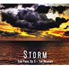 Storm (Solo Piano Op. 5)