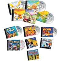 Constructive Playthings CPX-082 Greg & Steve CD Collections of 12 Best Loved CDs