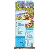 Carte touristique : La Martinique
