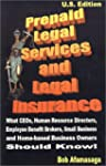 Prepaid Legal Services and Legal Insu...