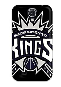 XjlSwVv1221rLncX Case Cover Protector For Galaxy S4 Sacramento Kings Nba Basketball (23) Case