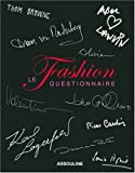 The Fashion Questionnaire, , 2759402711