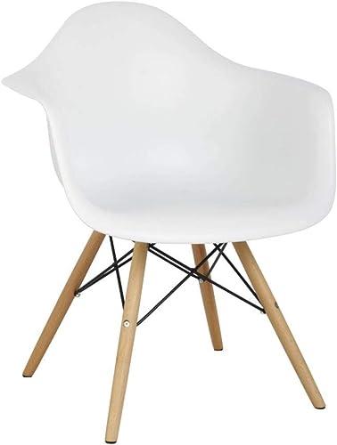 Editors' Choice: Hodedah Import Mid Century Modern Chair