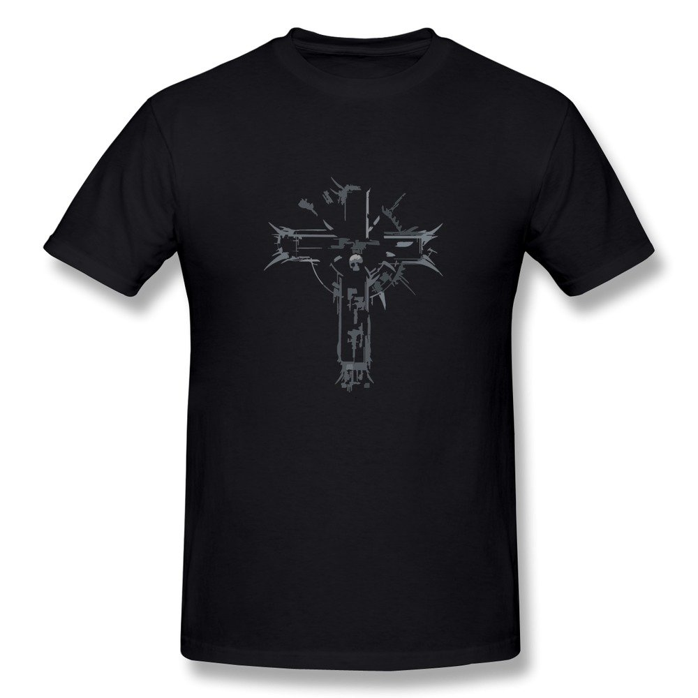 WunoD Men's Black Sabbath T-shirt