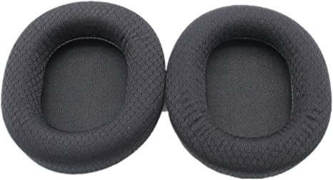 Yuhtech Replacement Earpads Ear Cushion for SteelSeries Arctis 3 5 7 Gaming Headset