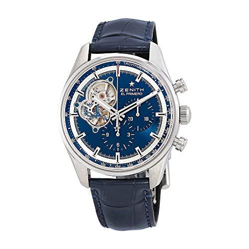 - Zenith Chronomaster El Primero Chronograph Automatic Mens Watch 03.20416.4061/51.C700
