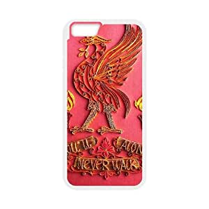 Liverpool Logo iPhone 6 4.7 Inch Cell Phone Case White xlb-254715