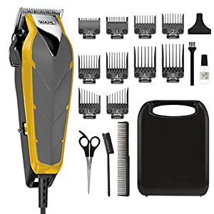 Wahl Clipper Fade Cut Haircutting Kit 79445 Trimming and Personal Grooming Kit with Adjustable Fade Level for Blending and Fade Cuts by Wahl Clipper Corp