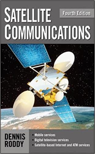 Satellite communications by dennis roddy (4th edition).