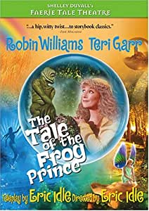 amazoncom faerie tale theatre the tale of the frog