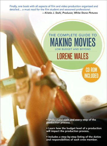 Download Complete Guide to Making a Movie pdf epub