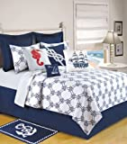Knotty Buoy Quilt Full/Queen Quilt 90x92